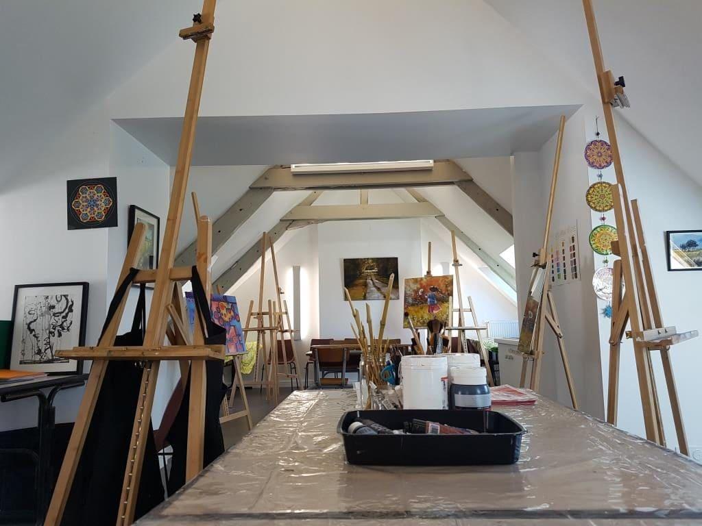 atelier peinture st coulomb